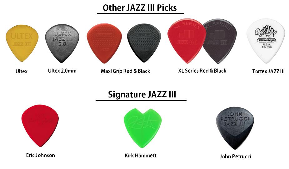 Jazz III black