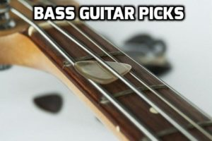 Bass Picks: All About Bass Guitar Picks!