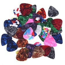 buying guitar picks - a buyers guide for guitar picks