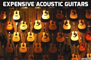 Most Expensive Acoustic Guitars