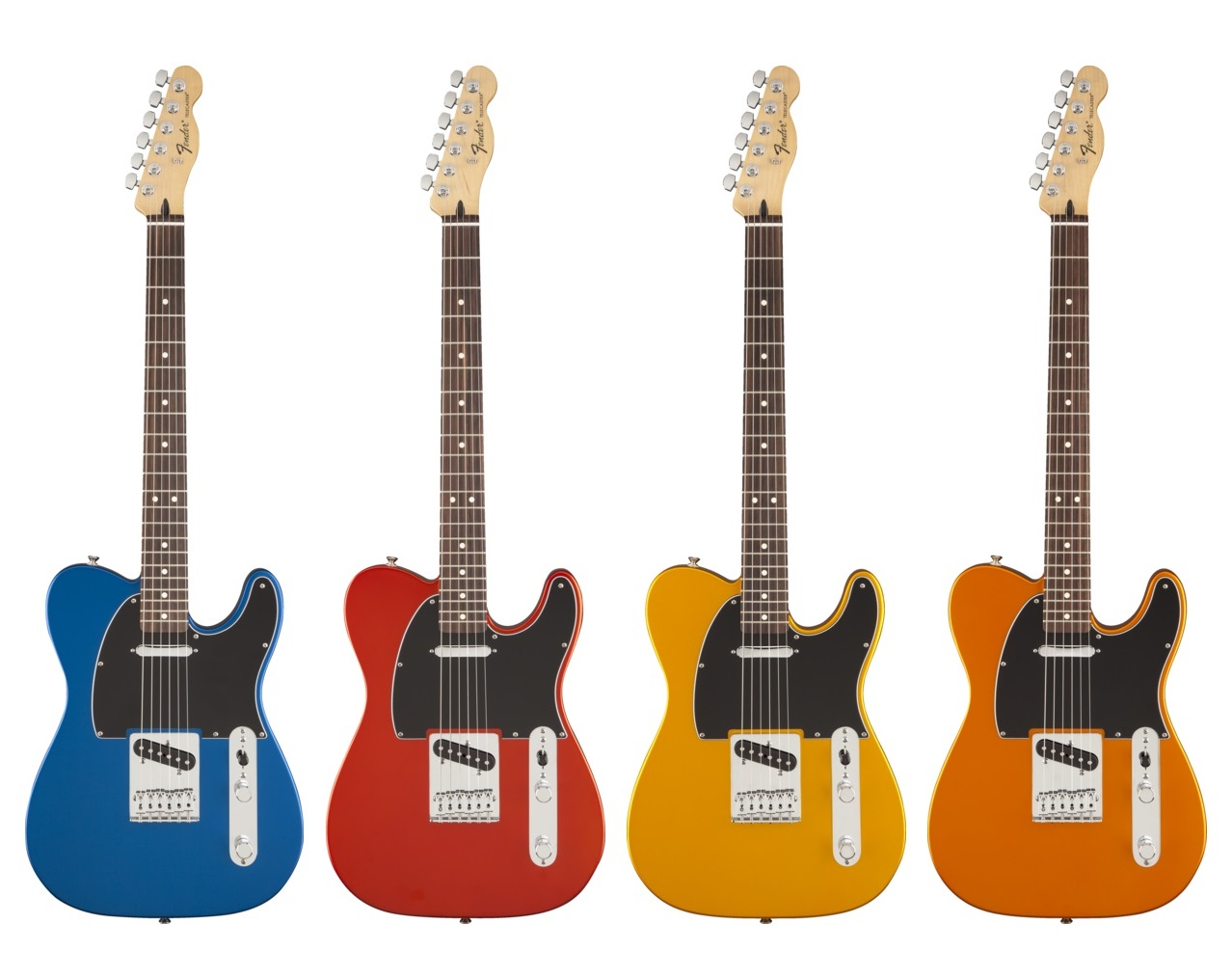 Telecaster Body Colors