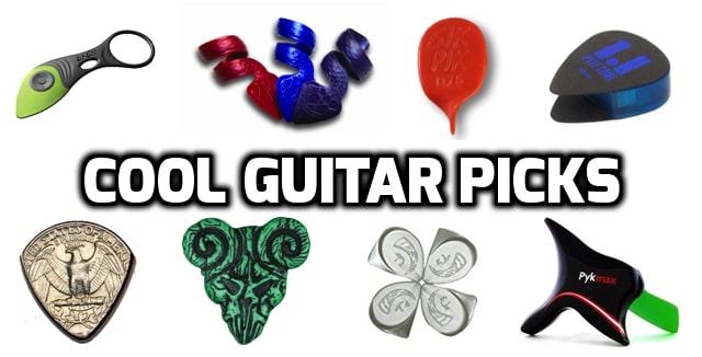 cool guitar picks