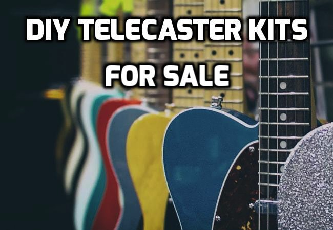 Best DIY Telecaster kits for sale