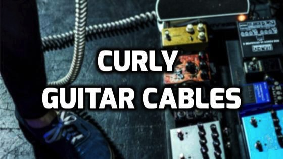 Curly Guitar Cables - 5 Best Coiled Guitar Cables | Guitar