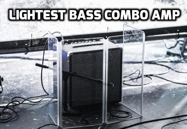 best lightweight bass combo amp