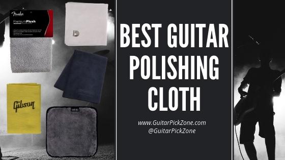best guitar polishing cloth