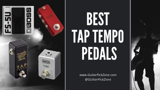 best tap tempo pedal for effects