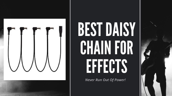 best daisy chain for pedals