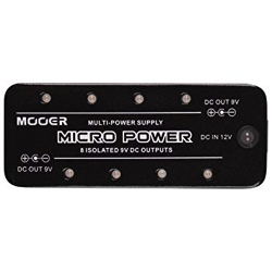 guitar pedal power supply