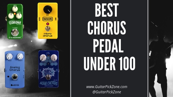 best chorus pedals under 100 guitar pick zone. Black Bedroom Furniture Sets. Home Design Ideas