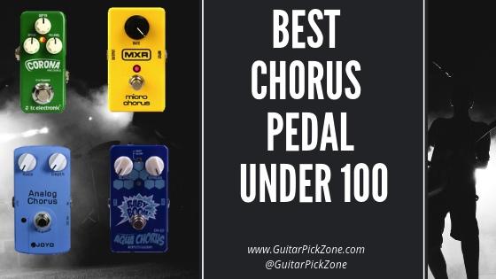 best chorus pedal under 100