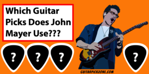 guitar picks by famous guitarists