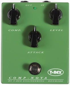 t rex comp nova review dynamic compressor pedal