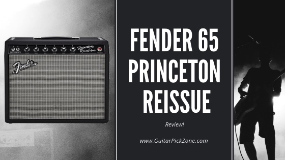 My Fender 65 Princeton Reverb Reissue Review
