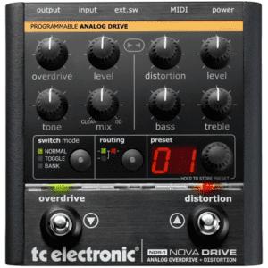 Tc Electronic Nova Drive Review
